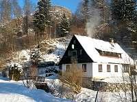 Chalupa k pronajmutí - zimní dovolená Branná