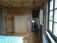 koupelna,WC k 2.ložnici - chalupa k pronájmu Ostružná