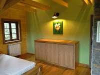 zelený pokoj - Ostružná