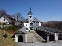 Kostel Panny Marie Pomocné - Janov