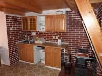 apartmán B- kuchyňka
