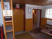 hala před ubytovacím prostorem - Vrbno pod Pradědem - Mnichov