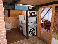 kuchyňské zázemí s lednicemi - Vrbno pod Pradědem - Mnichov