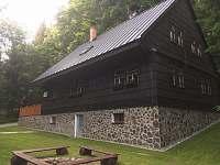 Chata Zuzana - Jižní pohled - k pronájmu Přemyslov