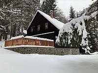 Chata Zuzana - Zima 2021 - pronájem Přemyslov