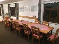Posezení ve společenské místnosti - 16 míst - Přemyslov