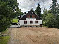 Chata ubytování v obci Raškov