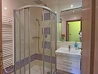 Koupelna - ubytování Dolní Morava