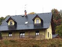 Chata k pronajmutí - zimní dovolená Kunčice