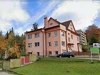 Vila U Parku v Jeseníku - apartmán ubytování Jeseník