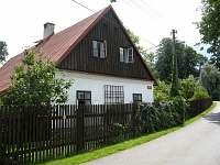 Chalupa k pronájmu - dovolená Rychlebské hory rekreace Česká Ves