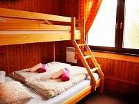 3 lůžkový pokoj pro rodinu - chata k pronájmu Staré Město pod Sněžníkem - Chrastice