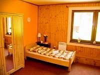pokoj s oddělenými postelemi - chata ubytování Staré Město pod Sněžníkem - Chrastice