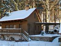 ubytování Velká Morava na chatě k pronájmu
