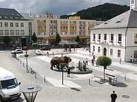 Jeseník - náměstí se slony - Lipová-lázně