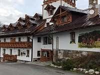 Výletní restaurace Křížový vrch v Jeseníku - Lipová-lázně