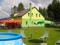 Penzion na horách - dovolená  Vrbno pod Pradědem - rybníky rekreace Široká Niva
