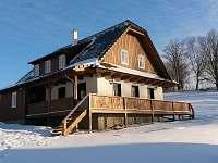 ubytování Skiareál X-park Františkov na chalupě k pronajmutí - Pekařov u Jindřichova
