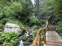 Bílá Opava - ubytování Dolní Moravice