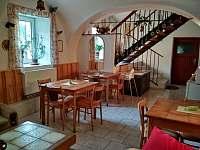 Jídelna penzionu - Dolní Moravice