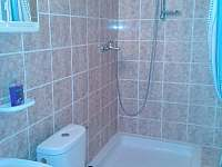 Koupelna u čtyřlůžkového pokoje - Dolní Moravice