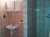 Koupelna u dvoulůžkové ložnice - Dolní Moravice