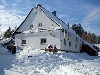 Penzion na horách - zimní dovolená Dolní Moravice