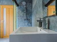 Koupelna v patře - Široká Niva