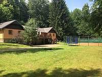 Levné ubytování Rybník Dubicko - Hosena Chata k pronájmu - Dolní Bušínov