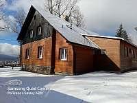 Chata Sýkorka - chata k pronajmutí - 20 Rejvíz