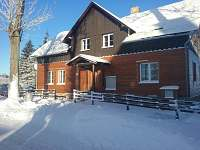 Chata Sýkorka Rejvíz