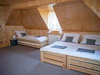Pokoj č. 4 - složená postel