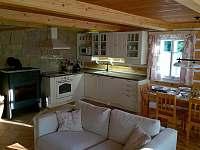 Kuchyně - Josefův Důl