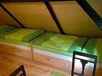 Ložnice zelená - Josefův Důl