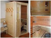 sauna - Pláně pod Ještědem