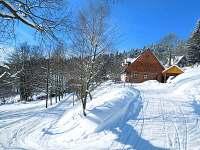 Z lyží rovnou do chalupy - Pláně pod Ještědem