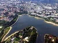 Jablonecká přehrada - Josefův Důl