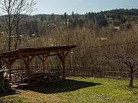 Kryté sezení na zahradě - Josefův Důl