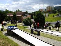 Minigolf v Tanvaldu - Josefův Důl