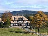 Nová louka a Šámalova chata