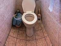 samostatné WC - Josefův Důl