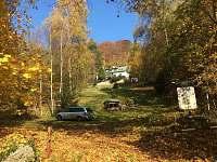 zlatý podzim :-) - chata ubytování Bedřichov