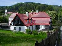 ubytování Skiareál Desná - Černá Říčka Chalupa k pronajmutí - Josefův Důl - Dolní Maxov