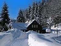 ubytování Horní Maxov v penzionu na horách