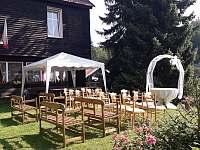 svatební den - Josefův Důl