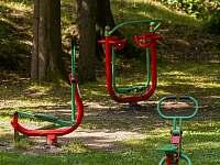 Fitpark - Lázně Libverda