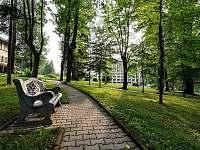 Lázeňský park - Lázně Libverda