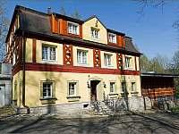 Lesní Zátiší v Lázních Libverda - vila ubytování Lázně Libverda