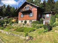 Chata Desná v Jizerských horách