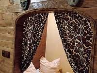 spaní pro děti ve 4-lůžkové ložnici - Heřmanice